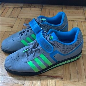 Adidas Powerlift 2.0 Lifting Shoes Sz10W / 8.5M
